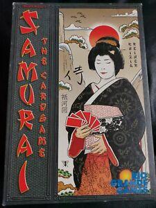 Samurai The Card Game very good condition