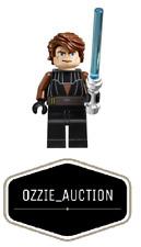 Lego Star Wars Anakin Skywalker Minifigure [7675 7680 7931 7957 8037 8098 9515]