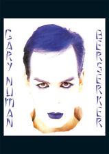 Gary Numan Berserker Repro Tour Poster
