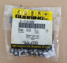 "Pack of 25 GUHRING Drill Bits 3"", HSS   #30 -.1610"", Quick Change, *NEW*"