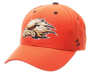 AUBURN TIGERS NCAA ORANGE ADJUSTABLE STRAPBACK ZEPHYR CAP HAT NEW! WAR EAGLE
