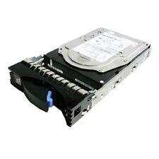 NEU IBM FESTPLATTE 43W7487 73.4GB SAS 15K 3.5'' 39R7348
