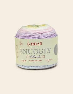 Sirdar snuggly  Pattercake dk  150g cake