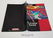 Super Nintendo SNES - Super Metroid Player's Guide
