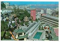 Haw Par Mansion, Tiger Balm Garden: Aerial View, Hong Kong, China Rare Postcard