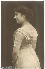 ORIGINAL POSTCARD RUSSIAN BALLET VASILYEVA