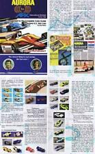 2009 AURORA HO Slot Car International History Guide 43p