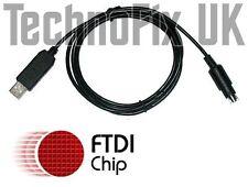FTDI USB Cable de programación para Yaesu FTM-350, CT-142 + USB equivalente