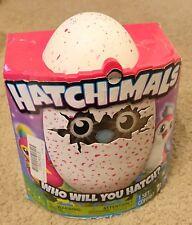 Hatchimals Egg ‑ Pengualas ‑ Pink Box Opened, Egg Has Tiny Crack