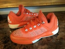 Men's Adidas CrazyLight Boost Athletic Shoes Size 9D Multi-Color
