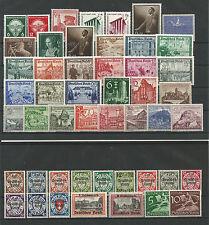 Deutschland III. Reich Jahrgang 1939  postfrisch