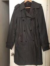 MIU MIU distressed trench coat size 48