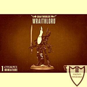 Wraithlord - Eldar, Craftworlds, Warhammer 40K