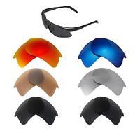 Walleva Replacement Lenses for Bolle Vigilante Sunglasses-Multiple Options