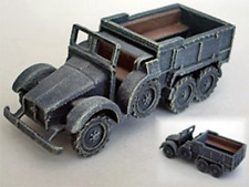 SGTS MESS GV12 1/72 Multimedia WWII German Krupp Protze Personnel Carrier