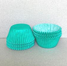Jade Green Cupcake Liners, Jade Green Cupcake Wrappers, Jade Green Baking Cups