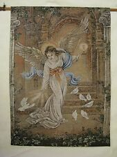 Lena Liu 'Angel of Light' Wall Tapestry & Wood Hanging Rod - Beautiful Design!