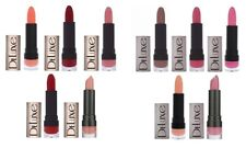Mix of five Collection Deluxe Lipsticks | Choose from two sets