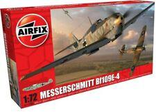 Airfix 1 72nd Scale Messerschmitt Bf109e-4 Model Kit.