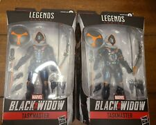 One Hasbro Marvel Legends Taskmaster Action Figure brand new in box! BLACK Widow