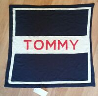 Tommy Hilfiger Bandana Tüch, Signature Print Scarf 60 x 60cm, Original Neu