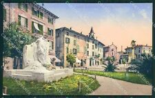 Brescia Maderno cartolina QK7083