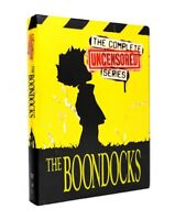 The Boondocks Season 1-4 (Brand New, DVD, 11 disc set) FAST SHIPPING, USA SELLER