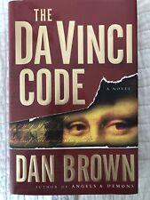 The Da Vinci Code (Hardcover), Dan Brown Book