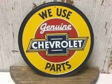 ~ We Use Genuine Chevrolet Parts ~ 12