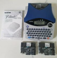 Brand New Brother P-Touch Electronic Label Maker PT-1900C