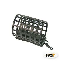 10 x Carp Coarse Match Barbel Fishing Tackle  Cage Metal Feeders 20g NGT