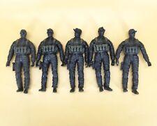 LOT 5 BBI Elite Force Navy SEAL Special Forces Ops Delta Force FIGURE 1/18 #E6