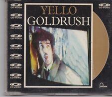 YELLO-Goldrush Cd video Maxi single