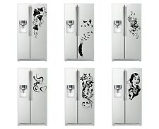 Fridge Sticker Removable High Quality Decal Refrigerator Decor Many Designs