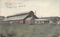 Postcard Delmar Produce Company in Delmar, Iowa~124803
