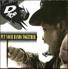 D MOB - PUT YOUR HANDS TOGETHER - CARDBOARD SLEEVE CD MAXI