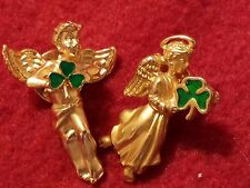 St Patrick's Day Pins - Like New - Avon lot #6