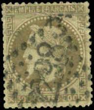 France Scott #34b Used Pale Brown