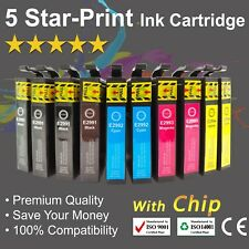 10 Ink Cartridges for 29XL XP235 XP245 XP335 XP432 XP435 XP442 with chips