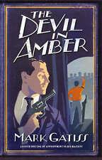 The Devil in Amber: A Lucifer Box Novel,Gatiss, Mark,New Book mon0000064170