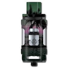 Skin Decal for Smok TFV12 Cloud Beast King Tank Vape Mod / Sunset Tropical Para