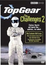 TOP GEAR UK 2007 - THE CHALLENGES - VOLUME 2 - TV Series - NEW UK DVD not US