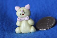 Collectibles Cats Handmade Miniatures Animals Figurines Cute Kitties Mix Colors