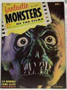 Fantastic Monsters of the Films #2 1962 NM HIGH GRADE! - Like Famous Monsters