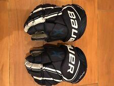 """Bauer X 900 Lite hockey gloves 13"""" blue/white"""
