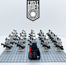 Star Wars Darth Vader First Order Executioner Stormtroopers 21 Minifigures Lego