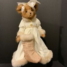 The Bearington Collection 2006 Lady Flurry Collectors Bear Style #1741 Retired