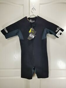 NWT Kutting Weight Mens SZ L Neoprene Workout Weight Loss Sauna Suit Fitness MS7