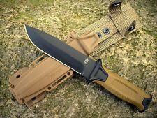 Gerber StrongARM survival Army cuchillo uso cuchillo viajes cuchillo + holster nuevo