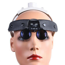Dental Binocular Surgical Medical Loupes Optical Headband Glass DY-108 3.5X CA